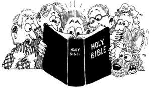 bible shock