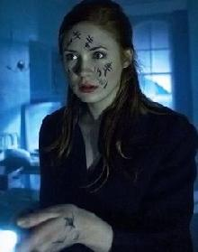 Tally marks Doctor Who