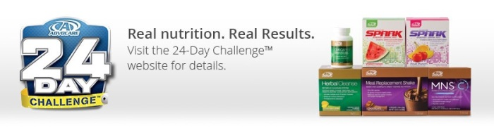 24 Day Challenge