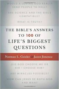 Bible answers 100 life questions