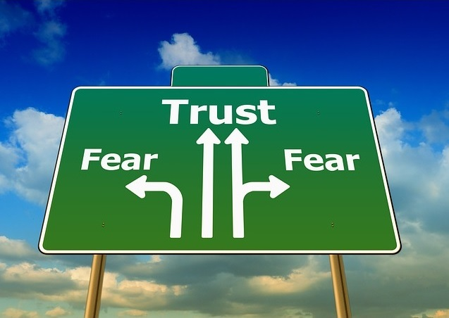 Trust fear