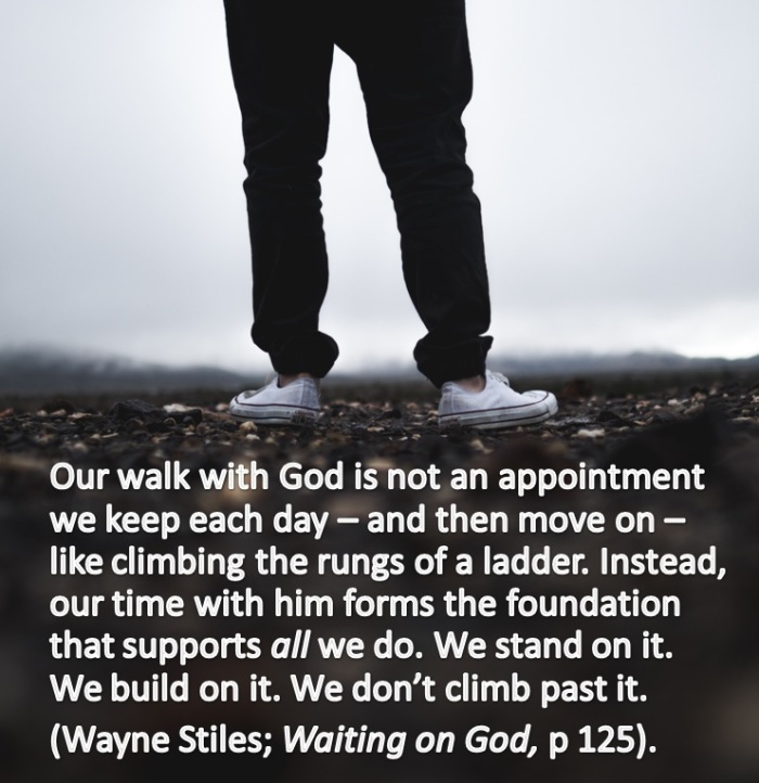 Our Walk with God