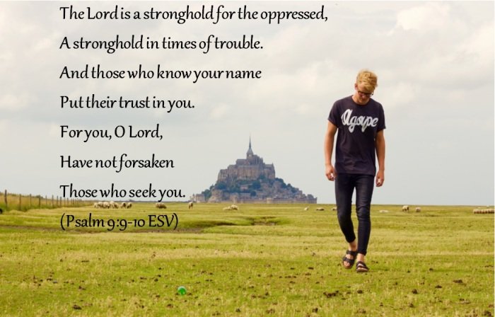 Psalm 9_9-10